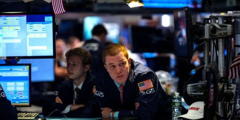 Wall Street, misant sur le soutien de la Fed, termine dans le vert