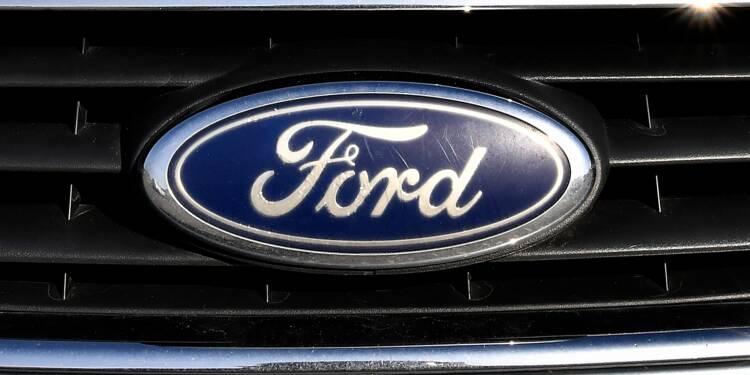 Ford annonce environ 200 licenciements au Canada