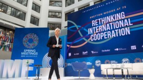 A 75 ans, le FMI et la Banque mondiale en quête de renouveau