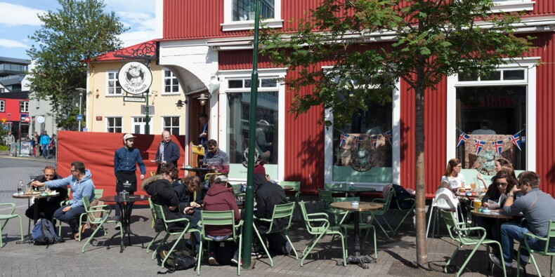 L'Islande, cher pays d'Europe, beaucoup plus cher...