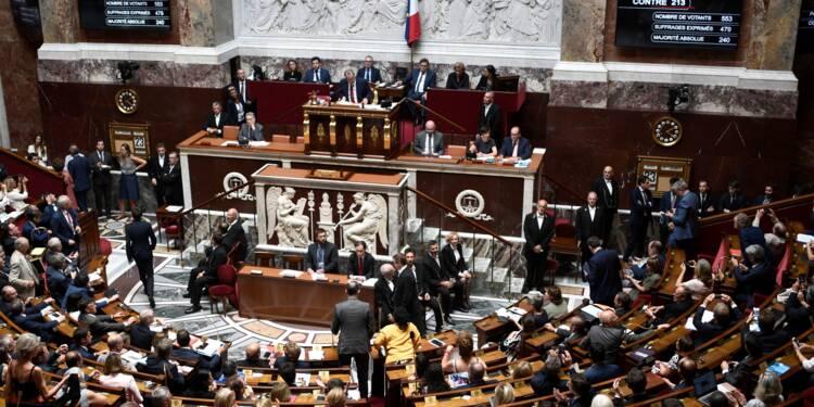 """Le Ceta approuvé par l'Assemblée, mais record de """"marcheurs"""" contestataires"""