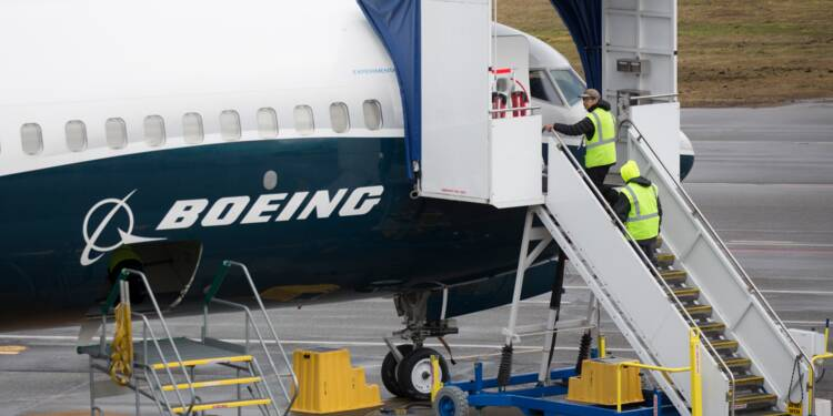 Le 737 MAX vaut à Boeing la plus grosse perte trimestrielle de son histoire