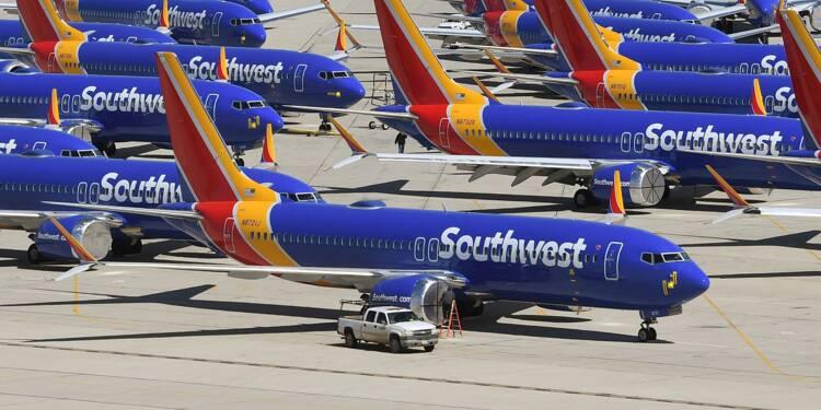 Southwest ne fera plus voler ses Boeing 737 MAX avant 2020