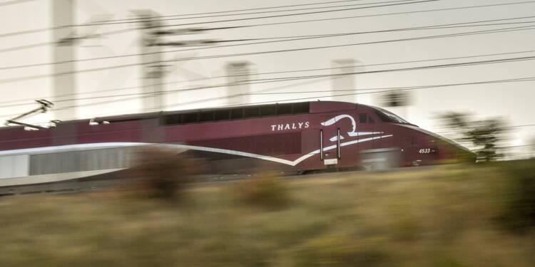 Canicule: Thalys cesse les ventes de billets sur toutes ses lignes