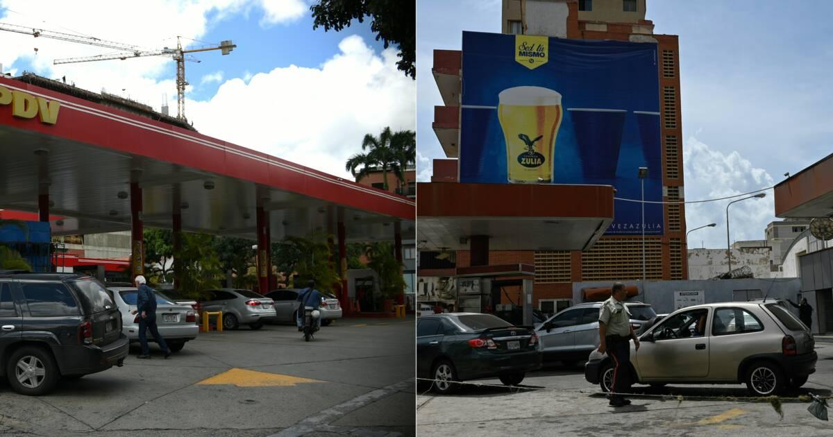 Venezuela Caracas La Vitrine Fait Enrager Maracaibo La