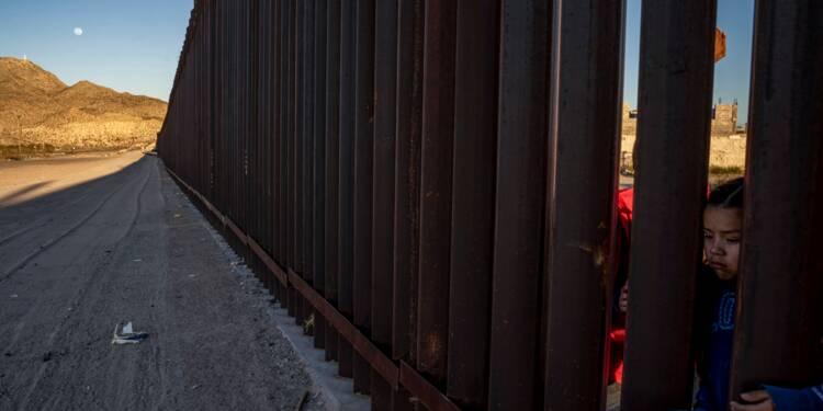Mur anti-migrants: une promesse de Trump qui tarde à se réaliser