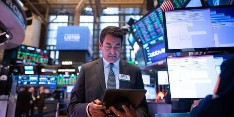 Wall Street fragilisée par les doutes sur un accord sino-américain