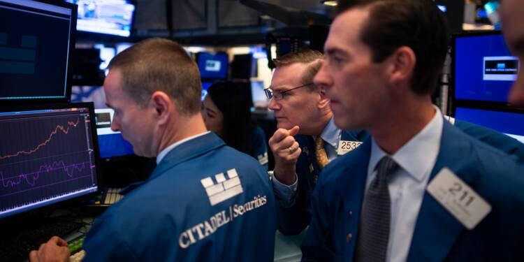 Wall Street monte à l'ouverture grâce à la remontée des taux obligataires