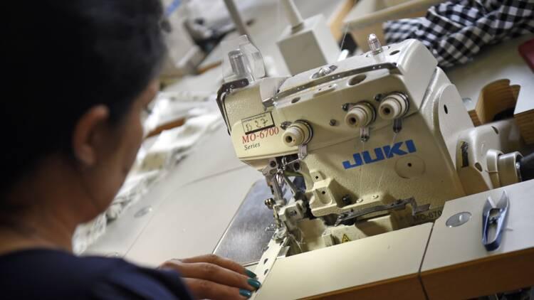 """Textile durable: les Hauts-de-France possibles """"moteurs du changement"""""""