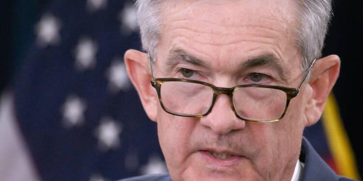 Powell promet que la Fed agira pour préserver la croissance américaine