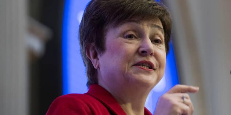 FMI : la Bulgare Georgieva désignée candidate par une UE divisée