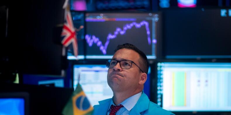 Après une grosse frayeur, Wall Street termine en ordre dispersé