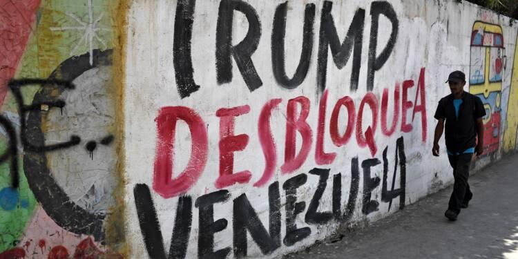 Le gel des biens vénézuéliens aux Etats-Unis précipitera-t-il la chute de Maduro?