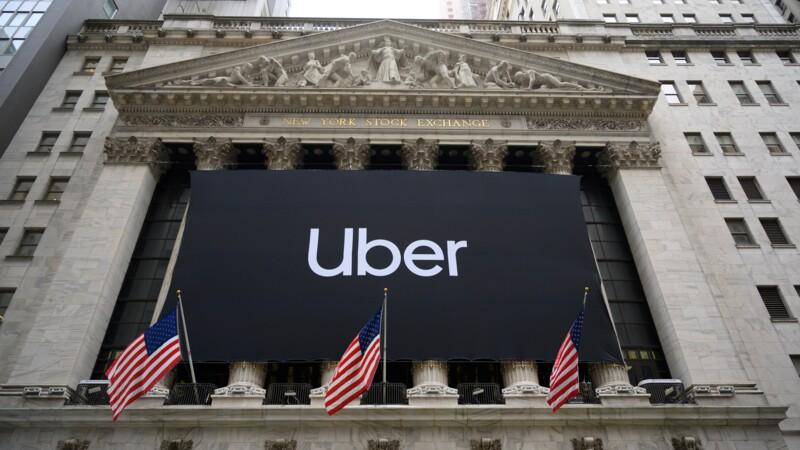 Uber enregistre une perte record