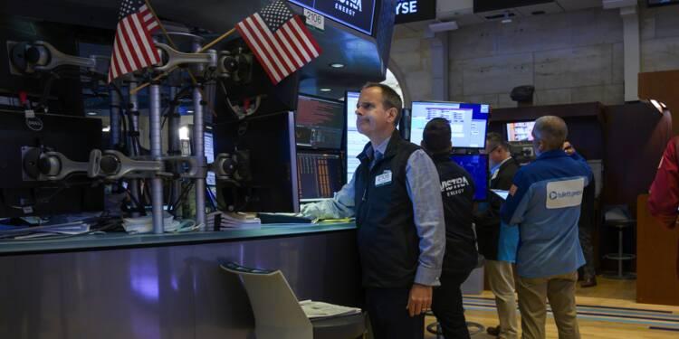 Vent d'inquiétude autour du commerce mondial à Wall Street