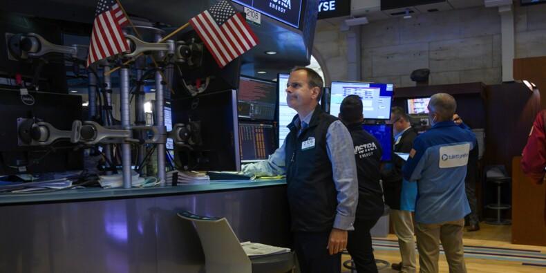 Wall Street lestée par les craintes sur l'économie mondiale