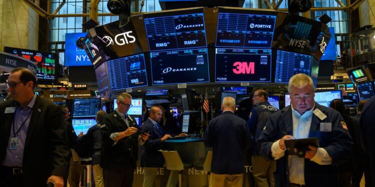 Wall Street clôture en nette hausse, profitant du répit entre Washington et Pékin