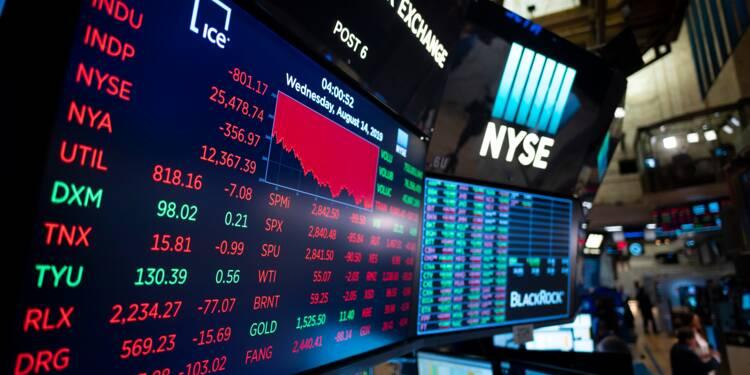 Wall Street ouvre en hausse à la fin d'une semaine difficile