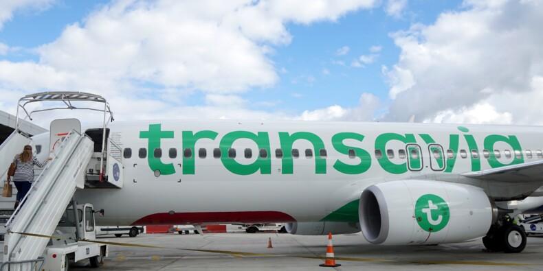 Grève chez Transavia France: impact limité sur le trafic