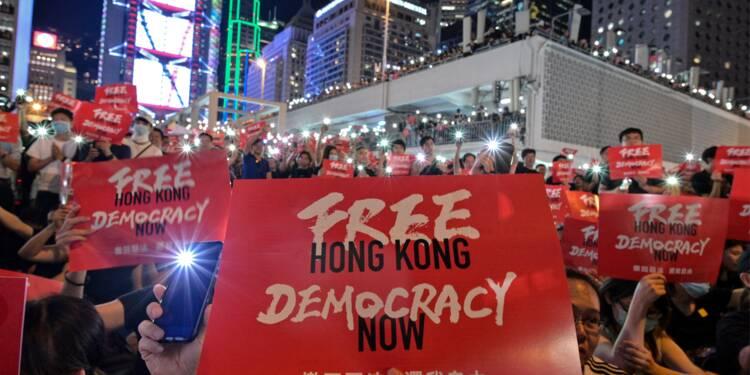 Hong Kong, passerelle entre Pékin et le monde, malgré l'essor économique chinois