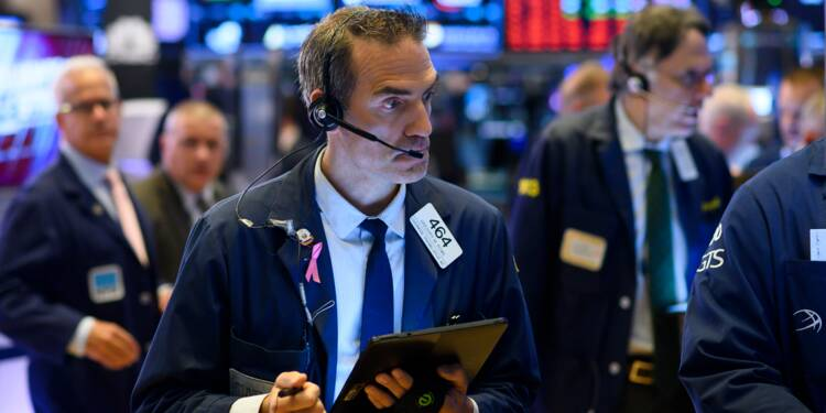 Wall Street marque une pause dans l'attente de Jerome Powell