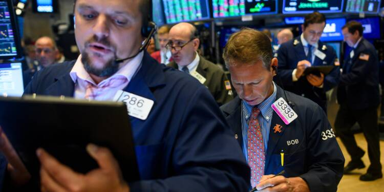 Wall Street reprend son souffle avant un discours de Powell