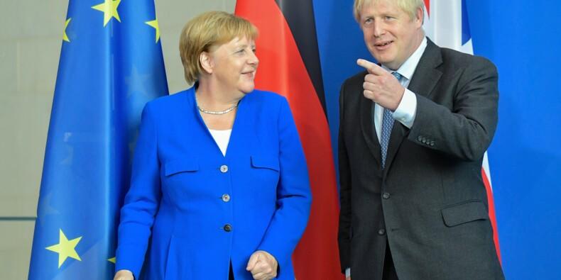 Brexit: Merkel juge possible un accord avec Boris Johnson dans les 30 jours