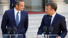 Reçu par Macron, Mitsotakis invite les investisseurs français en Grèce