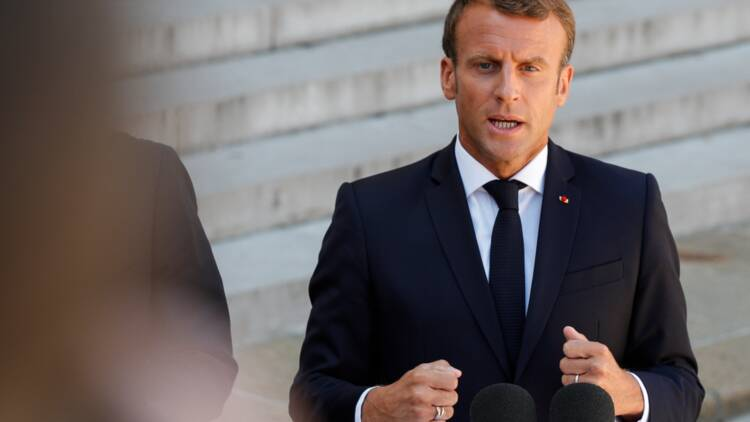 """Macron accuse Bolsonaro d'avoir """"menti"""" sur le climat, la France s'oppose à l'accord UE-Mercosur selon l'Elysée"""