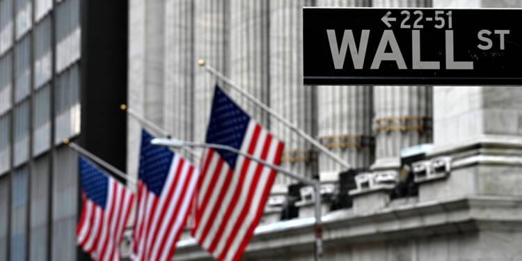 Wall Street reste dans le rouge après le discours de Powell