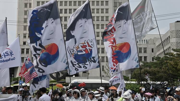 Corée du sud: l'ex-présidente Park et l'héritier de Samsung seront rejugés
