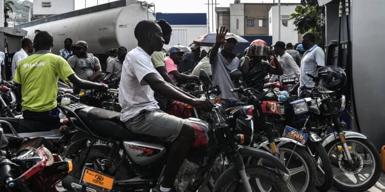 Carburant: Haïti proche de la panne sèche