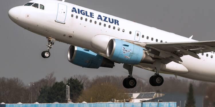 Passagers bloqués, attente d'un repreneur : Aigle Azur en pleine crise
