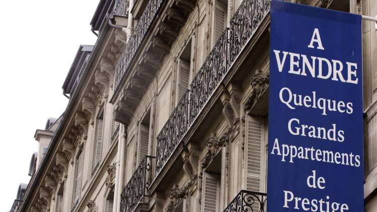 Le prix du logement a dépassé 10.000 euros/m2 cet été à Paris