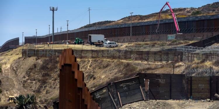 Le Pentagone débloque une somme colossale pour construire le mur de Donald Trump