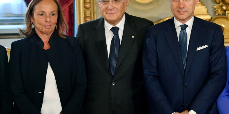 L'Italie se dote d'un gouvernement pro-européen et penchant à gauche