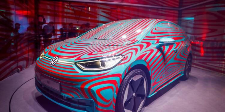 Voiture électrique : la ID.3, le pari à 30 milliards de Volkswagen