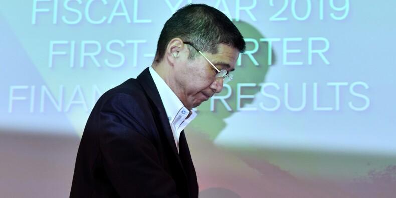 Nissan : le directeur général sur le départ ?