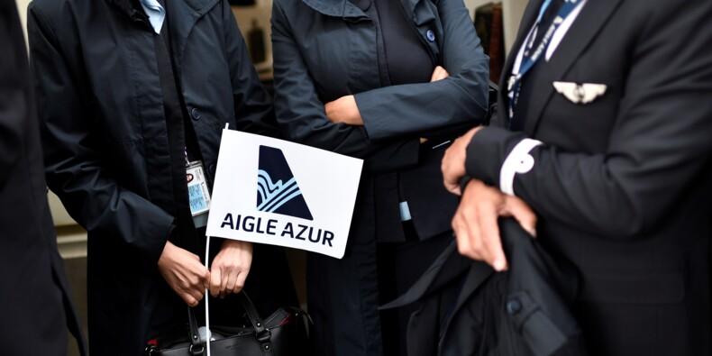 Aigle Azur : la justice prononce la liquidation de la compagnie aérienne avec poursuite d'activité