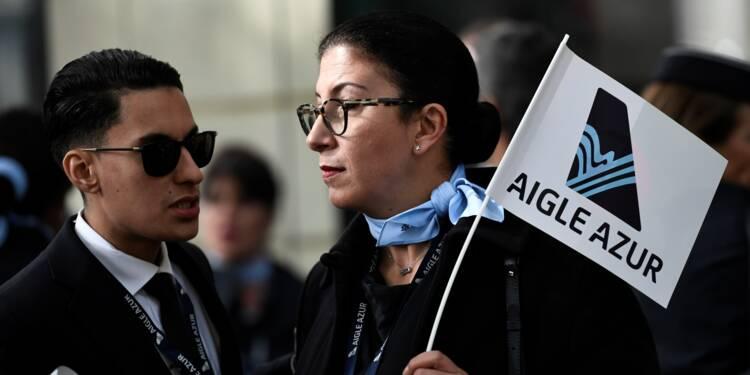 Air France, Vueling ou EasyJet candidats à la reprise d'Aigle Azur