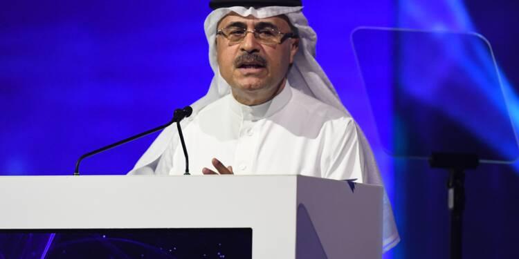 """Pétrole: le géant saoudien Aramco entrera en Bourse """"très bientôt"""", selon son PDG"""