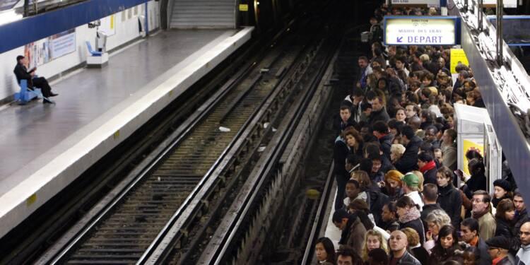 Grève RATP : voici les lignes à l'arrêt ce vendredi