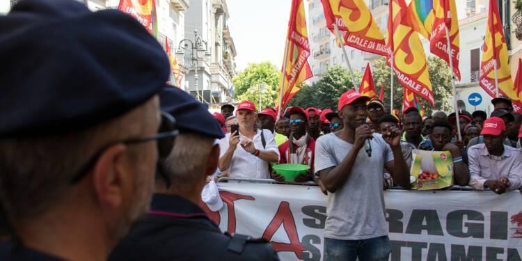 Exploitation des ouvriers et mafia, les plaies de l'agriculture italienne