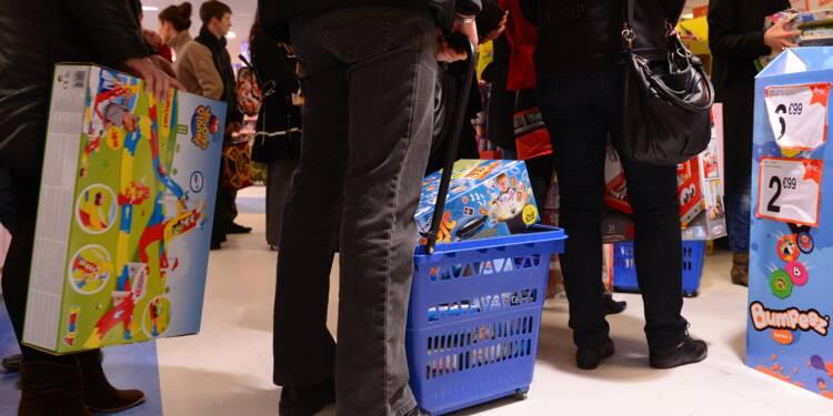 """Jouets: la profession espère un """"rebond"""" du marché après un repli de 5% en 2018"""