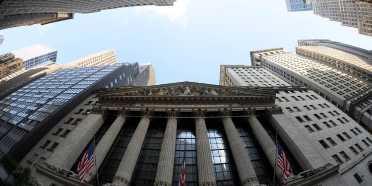 Wall Street trébuche avec le retour des incertitudes commerciales