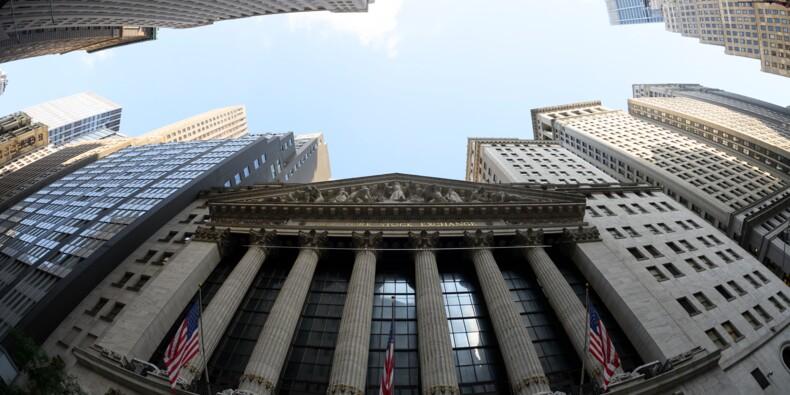 Wall Street en repli avant la Fed