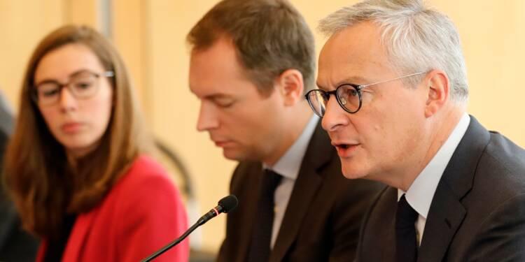 """Le gouvernement vigilant sur les prix des carburants, pas de retour d'une taxe """"flottante"""" selon Le Maire"""