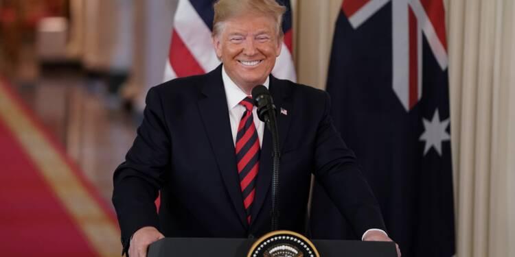 Trump dit ne pas avoir besoin d'un accord avec Pékin avant l'élection