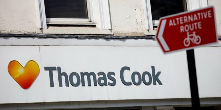 Thomas Cook : course contre la montre pour éviter la faillite