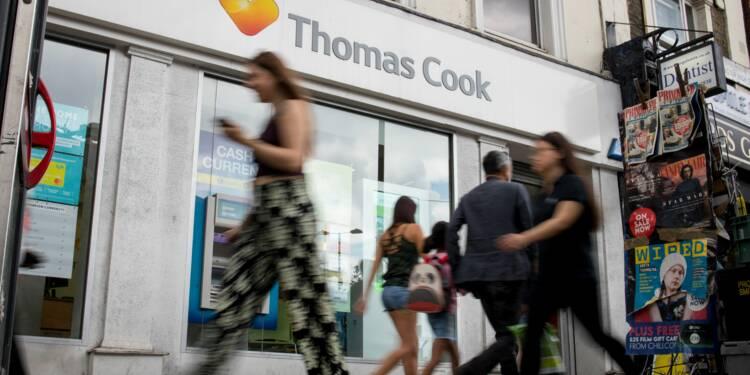 Thomas Cook fait faillite, 600.000 clients seront rapatriés